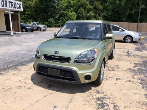 2013 Kia Soul for sale at Beach Cars in Fort Walton Beach FL