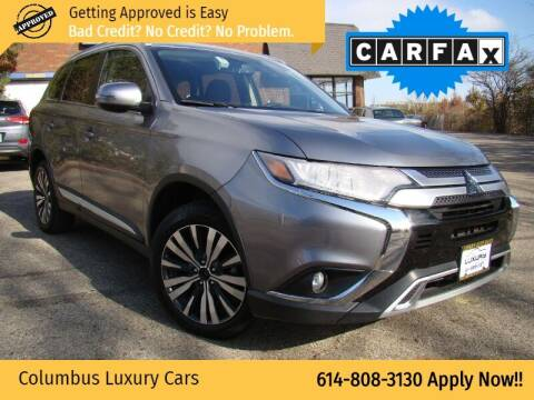 2019 Mitsubishi Outlander for sale at Columbus Luxury Cars in Columbus OH