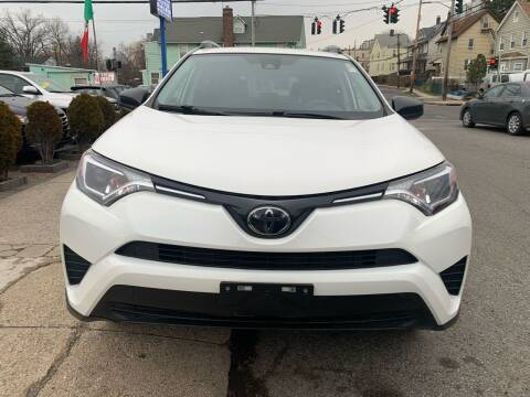 2017 Toyota RAV4 for sale at White River Auto Sales in New Rochelle NY