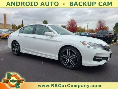 2017 Honda Accord for sale at R & B CAR CO - R&B CAR COMPANY in Columbia City IN