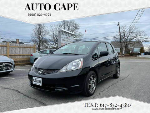 2009 Honda Fit for sale at Auto Cape in Hyannis MA