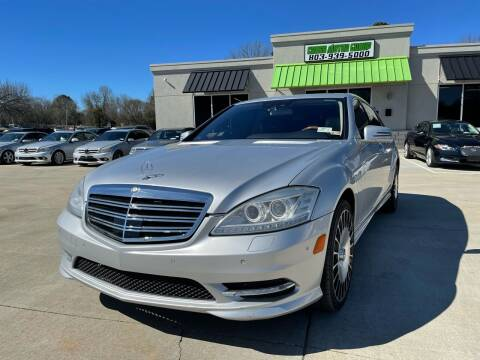 2010 Mercedes-Benz S-Class for sale at Cross Motor Group in Rock Hill SC