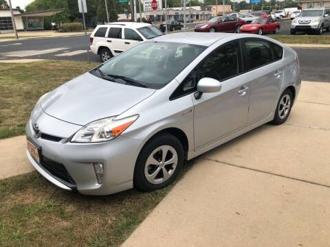 2012 Toyota Prius for sale at Prospect Auto Mart in Peoria IL