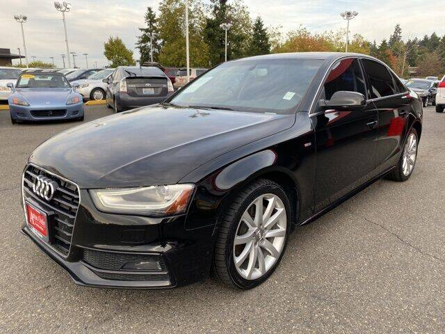 2014 Audi A4 for sale at Autos Only Burien in Burien WA