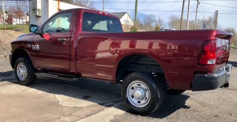 2017 RAM Ram Pickup 2500 for sale at Mayer Motors of Pennsburg in Pennsburg PA