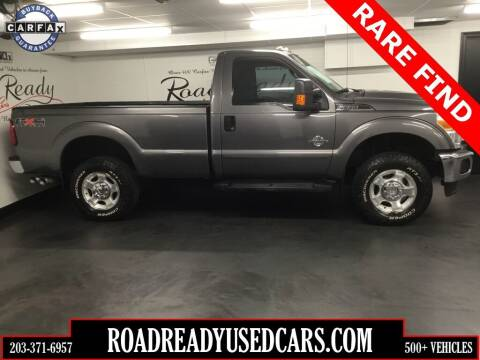 2011 Ford F-350 Super Duty for sale at Road Ready Used Cars in Ansonia CT