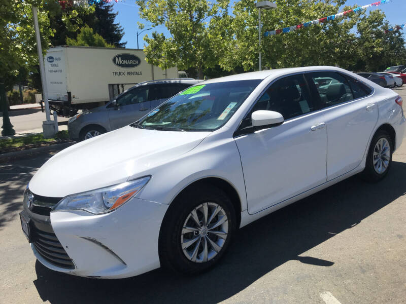 2017 Toyota Camry for sale at Autos Wholesale in Hayward CA