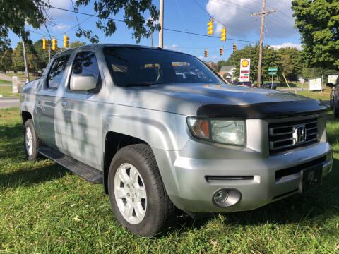 2006 Honda Ridgeline for sale at Creekside Automotive in Lexington NC