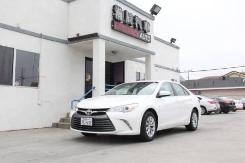2016 Toyota Camry for sale at Fastrack Auto Inc in Rosemead CA