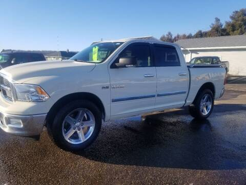 2010 Dodge Ram Pickup 1500 for sale at D AND D AUTO SALES AND REPAIR in Marion WI