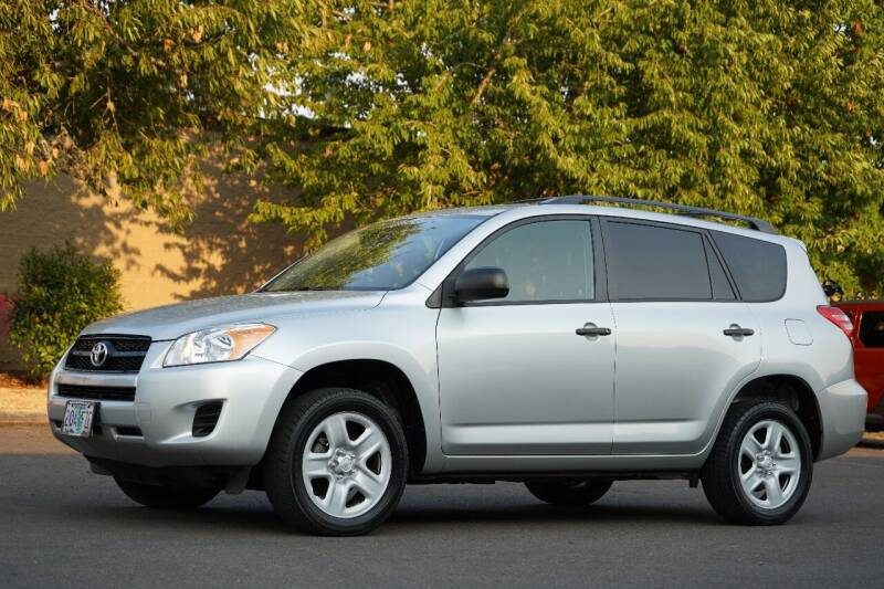 2012 Toyota RAV4 for sale at Beaverton Auto Wholesale LLC in Hillsboro OR