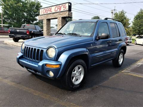 2004 Jeep Liberty for sale at I-DEAL CARS in Camp Hill PA