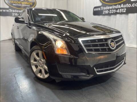 2014 Cadillac ATS for sale at TRADEWINDS MOTOR CENTER LLC in Cleveland OH