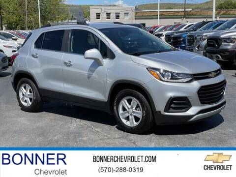 2018 Chevrolet Trax for sale at Bonner Chevrolet in Kingston PA