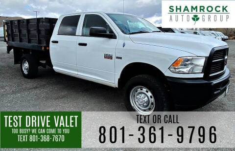 2012 RAM Ram Chassis 2500 for sale at Shamrock Group LLC #1 in Pleasant Grove UT