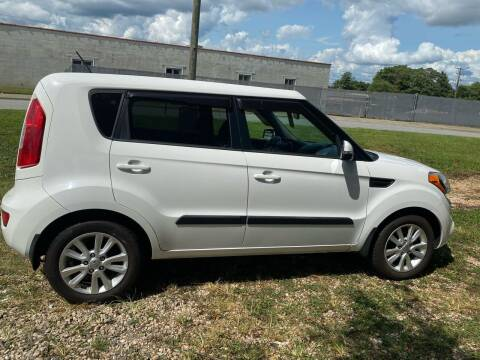 2013 Kia Soul for sale at Rodeo Auto Sales Inc in Winston Salem NC