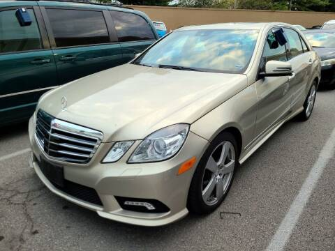 2010 Mercedes-Benz E-Class for sale at Euro Auto in Overland Park KS