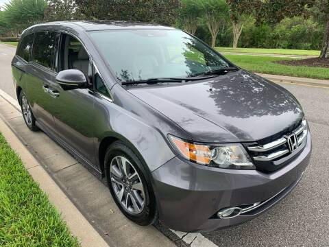 2015 Honda Odyssey for sale at Perfection Motors in Orlando FL