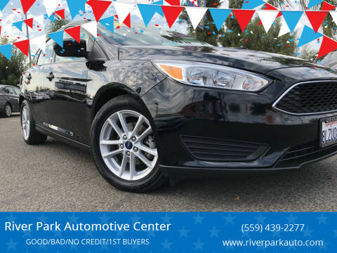 2018 Ford Focus for sale at River Park Automotive Center in Fresno CA