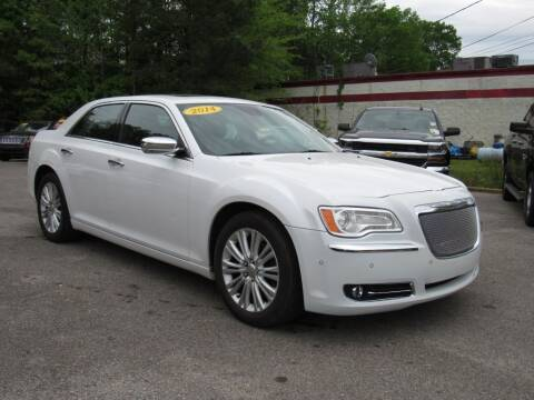 2014 Chrysler 300 for sale at Discount Auto Sales in Pell City AL