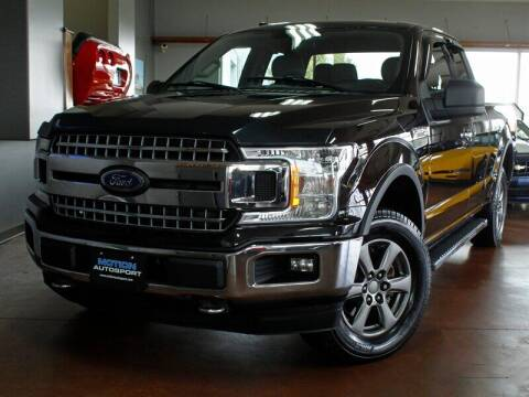 2018 Ford F-150 for sale at Motion Auto Sport in North Canton OH
