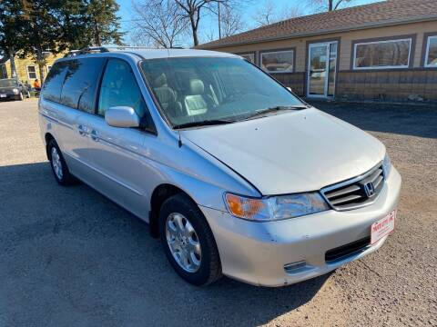 2004 Honda Odyssey for sale at Truck City Inc in Des Moines IA