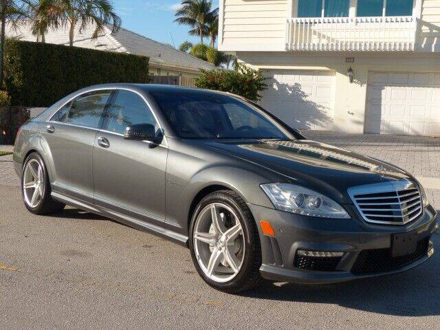 2011 Mercedes-Benz S-Class for sale at Lifetime Automotive Group in Pompano Beach FL
