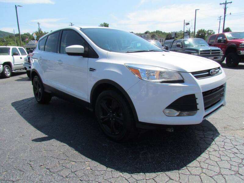 2014 Ford Escape for sale at Hibriten Auto Mart in Lenoir NC