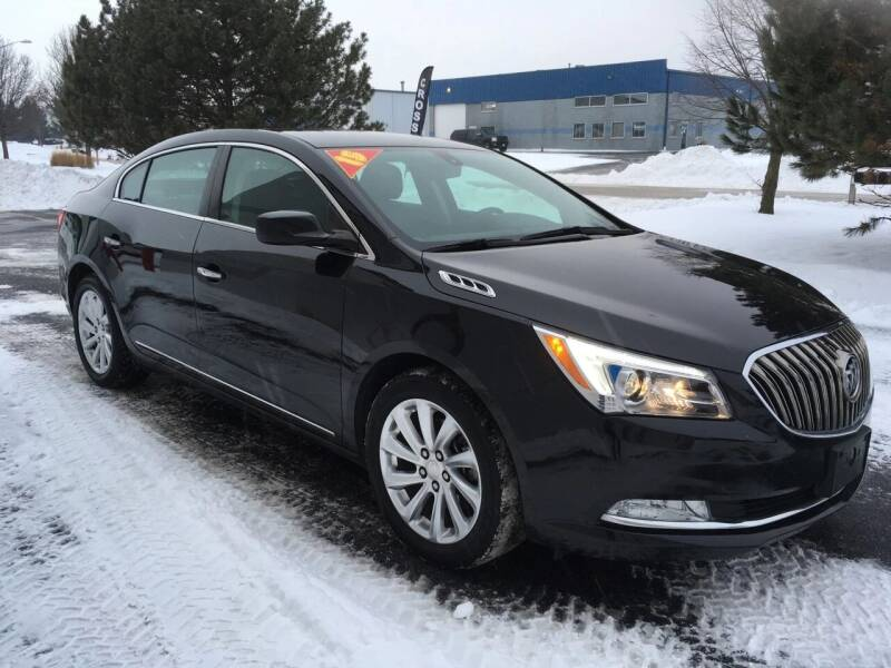 2015 Buick LaCrosse for sale at Ryan Motors in Frankfort IL