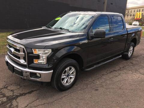 2015 Ford F-150 for sale at Key and V Auto Sales in Philadelphia PA