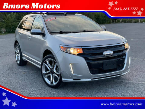 2013 Ford Edge for sale at Bmore Motors in Baltimore MD