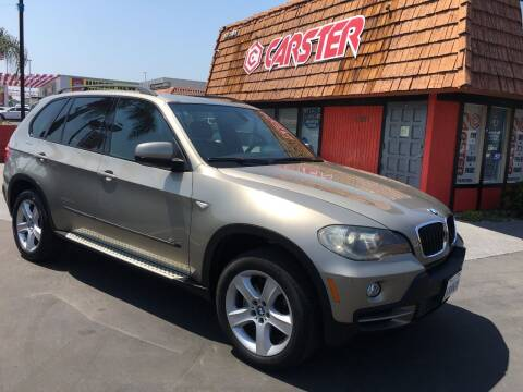 2007 BMW X5 for sale at CARSTER in Huntington Beach CA