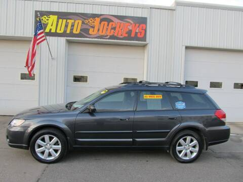 2008 Subaru Outback for sale at AUTO JOCKEYS LLC in Merrill WI