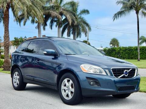2010 Volvo XC60 for sale at VE Auto Gallery LLC in Lake Park FL
