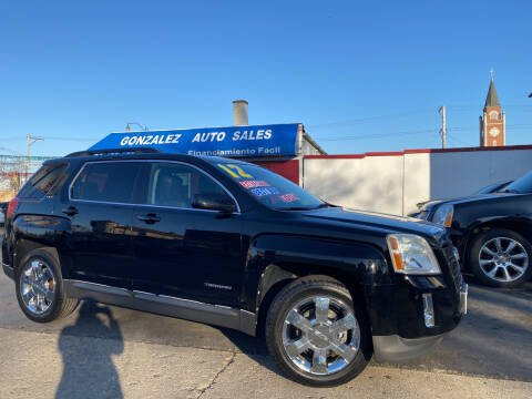 2012 GMC Terrain for sale at Gonzalez Auto Sales in Joliet IL