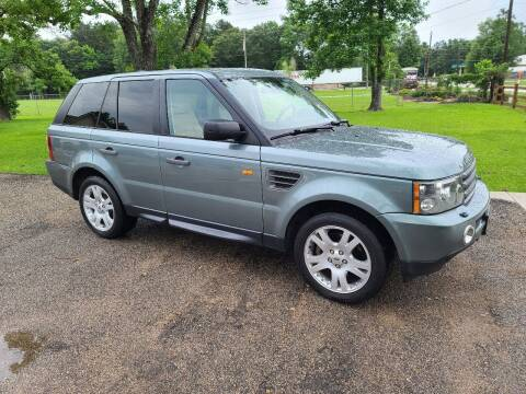 2006 Land Rover Range Rover Sport for sale at MG Autohaus in New Caney TX