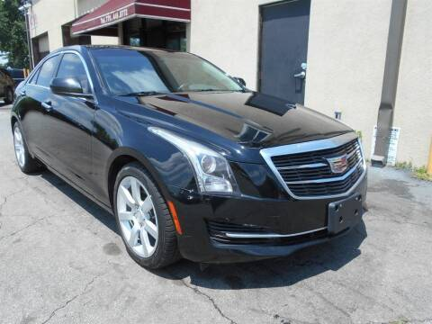 2015 Cadillac ATS for sale at AutoStar Norcross in Norcross GA