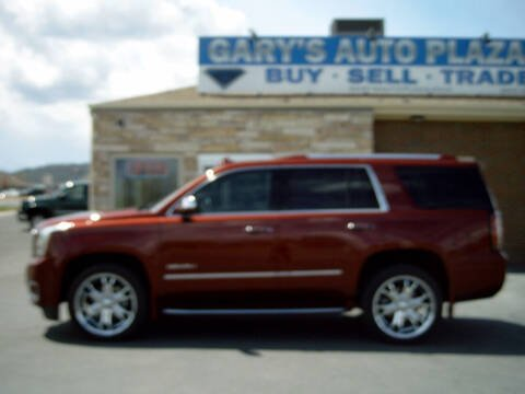 2016 GMC Yukon for sale at GARY'S AUTO PLAZA in Helena MT