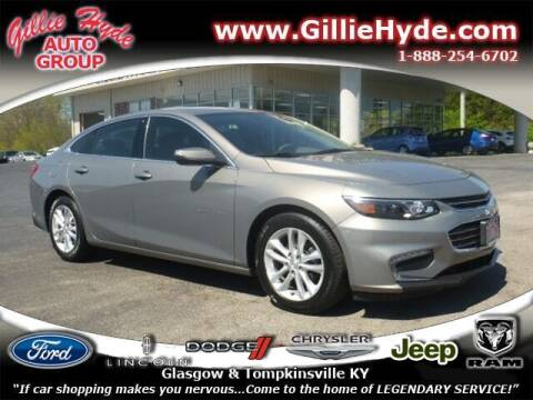 2018 Chevrolet Malibu for sale at Gillie Hyde Auto Group in Glasgow KY