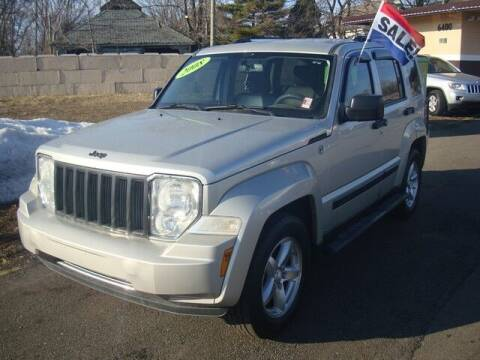 2008 Jeep Liberty for sale at MOTORAMA INC in Detroit MI