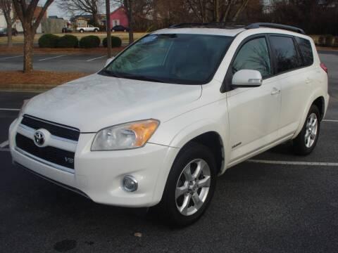 2009 Toyota RAV4 for sale at Uniworld Auto Sales LLC. in Greensboro NC
