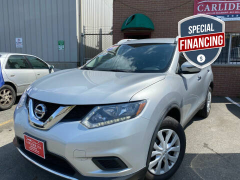 2016 Nissan Rogue for sale at Carlider USA in Everett MA