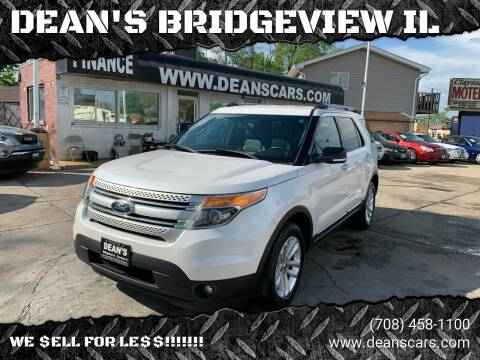 2011 Ford Explorer for sale at DEANSCARS.COM in Bridgeview IL