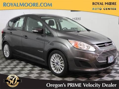 2016 Ford C-MAX Hybrid for sale at Royal Moore Custom Finance in Hillsboro OR