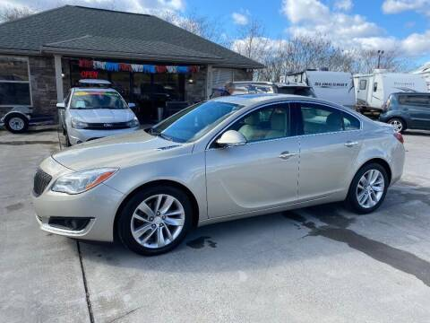 2014 Buick Regal for sale at Autoway Auto Center in Sevierville TN
