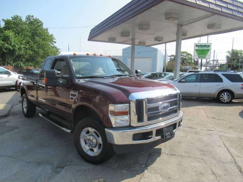 2010 Ford F-250 Super Duty for sale at Perfection Auto Detailing & Wheels in Bloomington IL