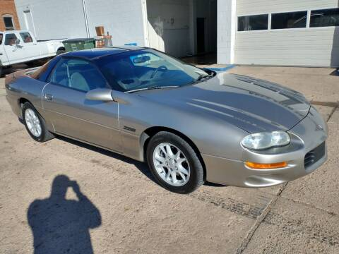 2000 Chevrolet Camaro for sale at Apex Auto Sales in Coldwater KS