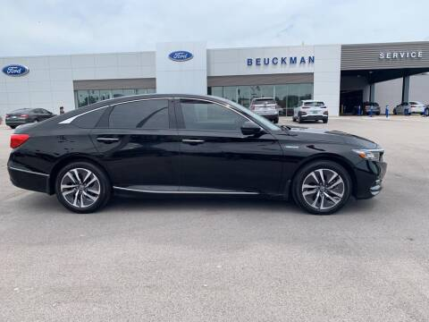 2019 Honda Accord Hybrid for sale at St. Louis Used Cars in Ellisville MO
