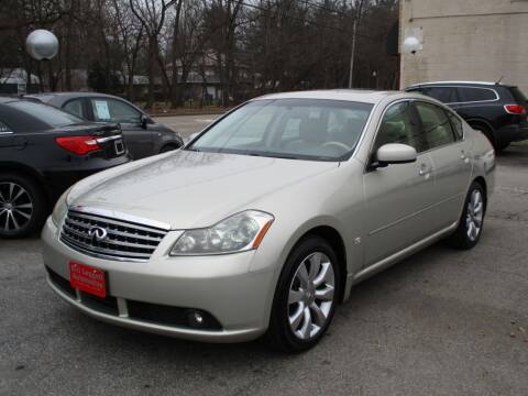 2007 Infiniti M35 for sale at Bill Leggett Automotive, Inc. in Columbus OH