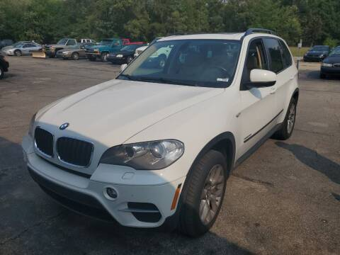 2013 BMW X5 for sale at All State Auto Sales, INC in Kentwood MI